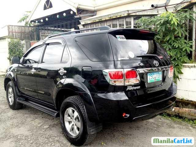 Toyota Fortuner Automatic 2008