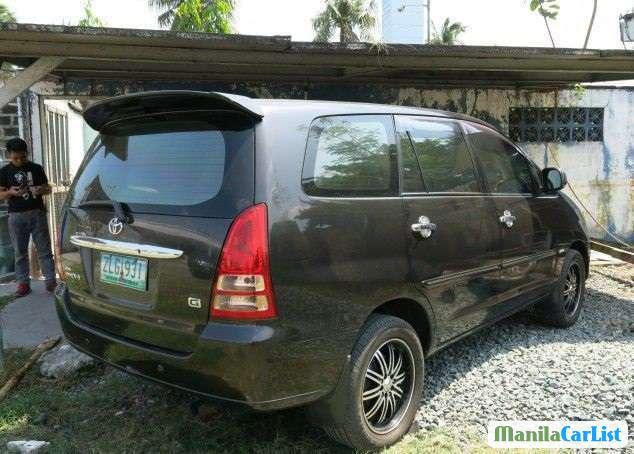 Toyota Innova Manual 2007 in Davao del Sur