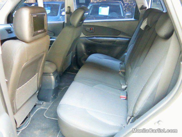Hyundai Tucson Automatic 2009 - image 12