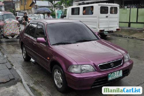 Pictures of Honda City 1999