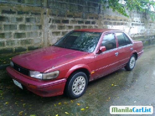 Picture of Nissan Manual 1992
