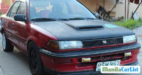 Pictures of Toyota Corolla 1990