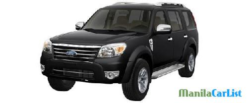 Picture of Ford Everest