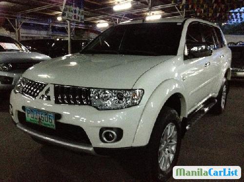 Picture of Mitsubishi Montero Sport 2011
