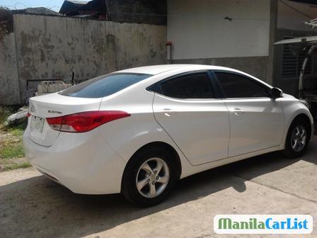 Picture of Hyundai Elantra 2012