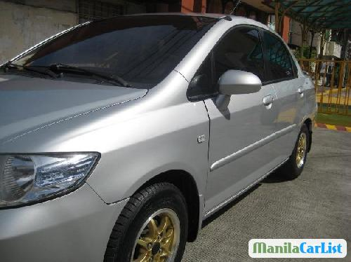 Pictures of Honda City Manual 2008