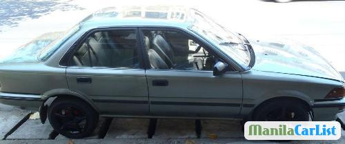 Picture of Toyota Corolla 1990