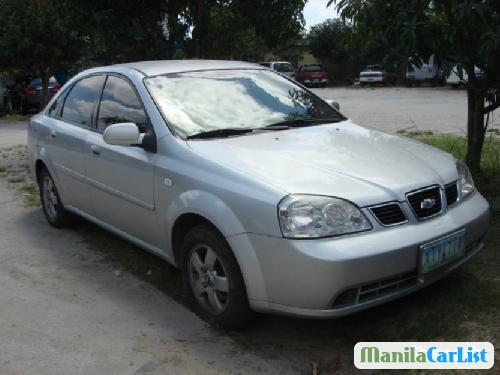 Picture of Chevrolet Optra 2005