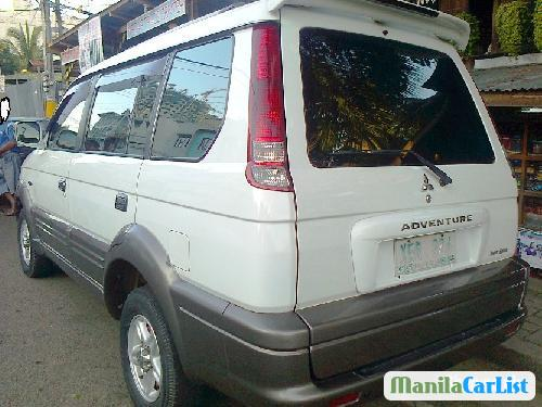 Pictures of Mitsubishi Adventure 2004