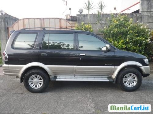 Pictures of Isuzu Crosswind 2008