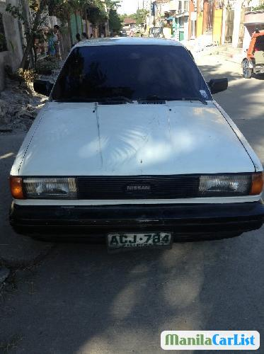 Picture of Nissan Sentra 1990