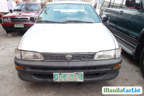 Picture of Toyota Corolla 1998
