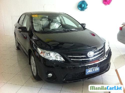 Picture of Toyota Corolla 2013