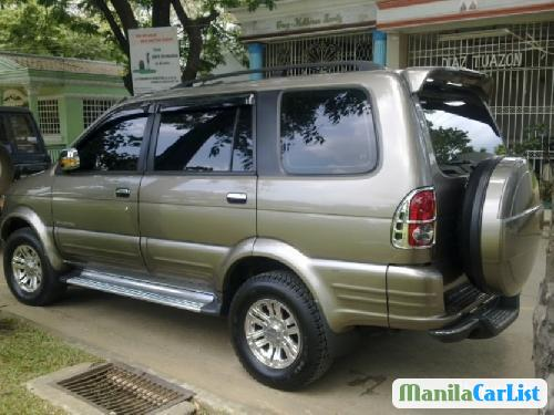 Picture of Isuzu Crosswind 2010