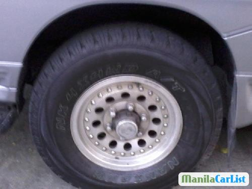 Pictures of Mitsubishi Delica