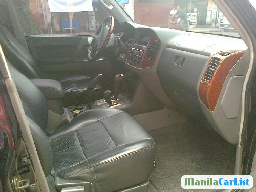 Picture of Mitsubishi Pajero 2005