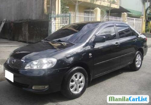 Picture of Toyota Corolla 2007