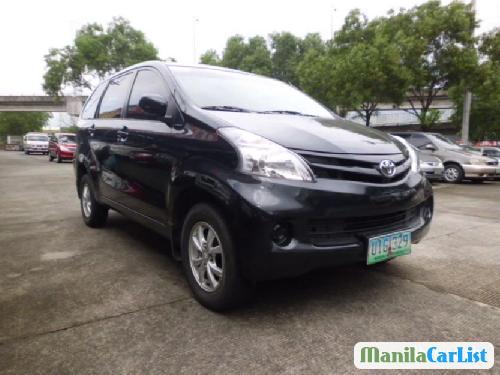 Picture of Toyota Avanza 2012