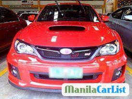 Pictures of Subaru Impreza WRX STI 2011