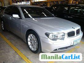 Picture of BMW 7 Series 2002