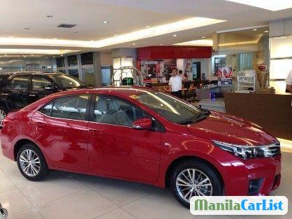 Picture of Toyota Corolla Automatic 2015