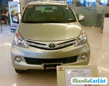 Picture of Toyota Avanza Automatic 2015