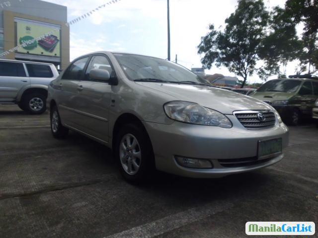 Picture of Toyota Corolla Automatic 2005