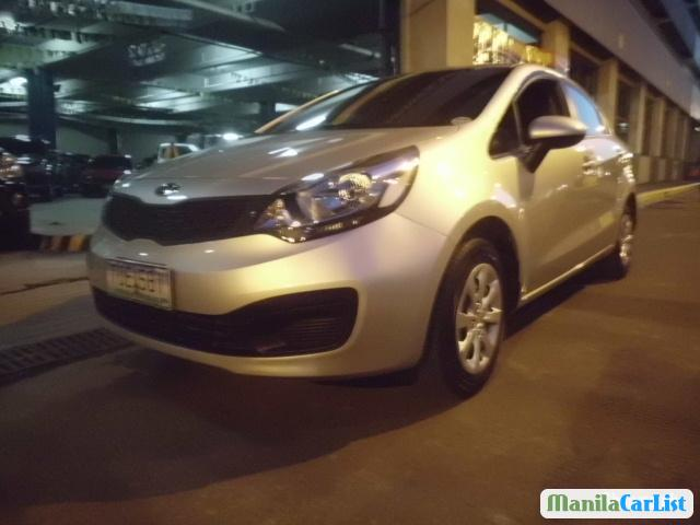 Picture of Kia Rio Manual 2012