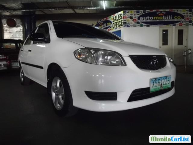 Picture of Toyota Vios Manual 2004