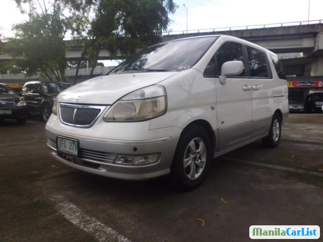 Picture of Nissan Serena Automatic 2002