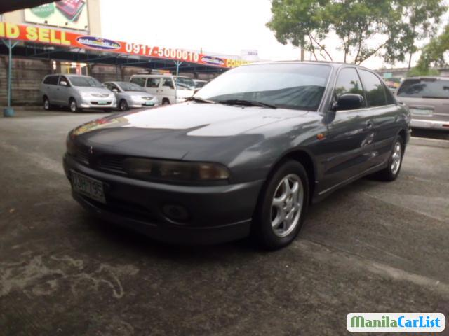 Picture of Mitsubishi Galant Automatic 1999