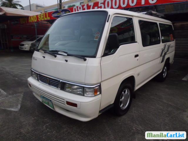 Picture of Nissan Urvan Manual 2009