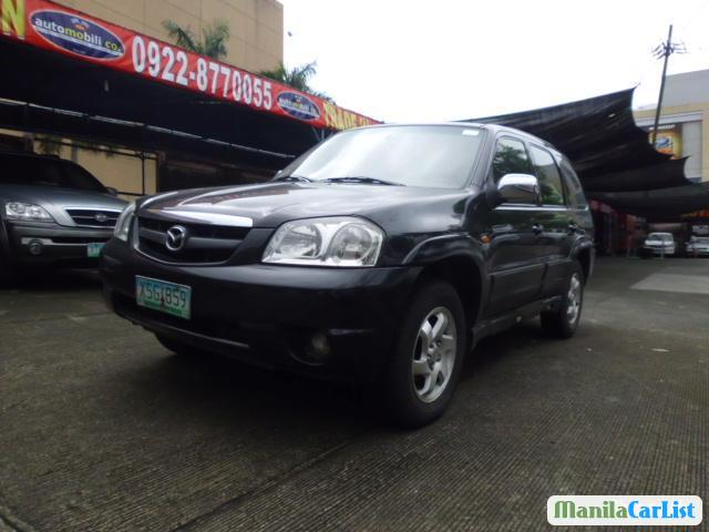 Pictures of Mazda Tribute Automatic 2004