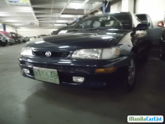 Picture of Toyota Corolla Manual 1997