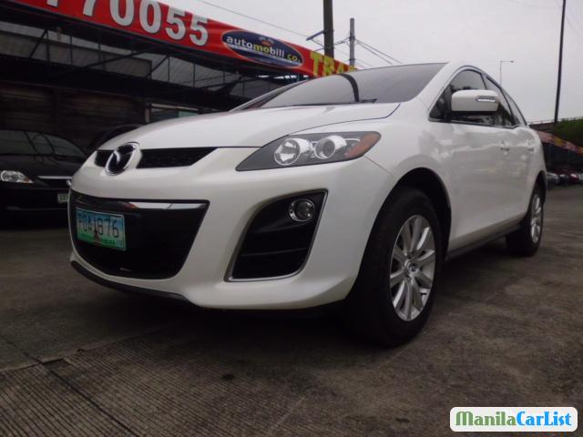 Pictures of Mazda CX-7 Automatic 2011