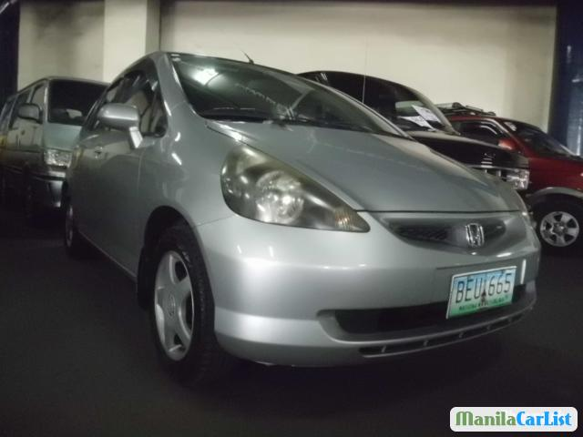 Picture of Honda Fit Automatic 2002
