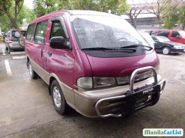 Picture of Kia Rondo Automatic 1997