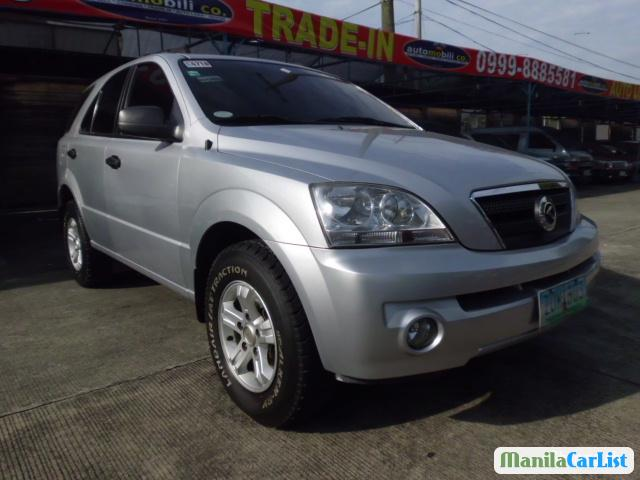 Picture of Kia Sorento Manual 2006