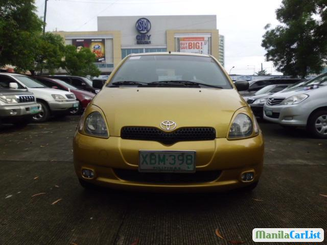 Picture of Toyota Echo Automatic 2001