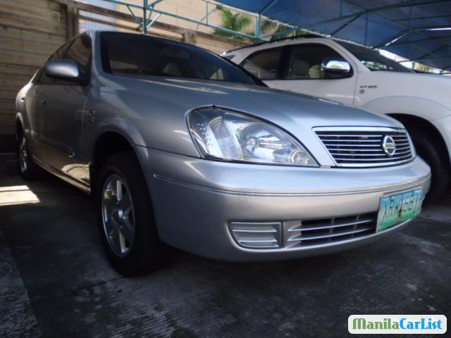Picture of Nissan Sentra Manual 2005