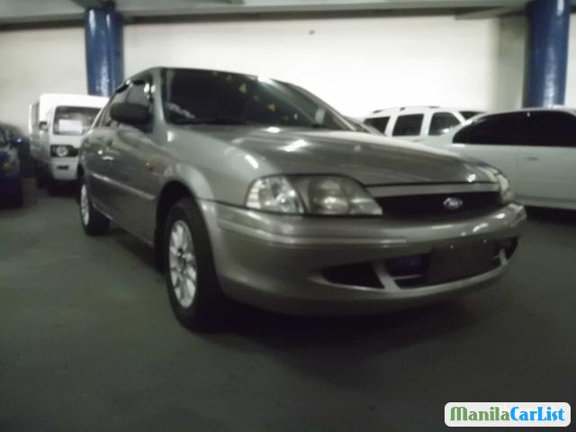 Picture of Ford Lynx Manual 2001