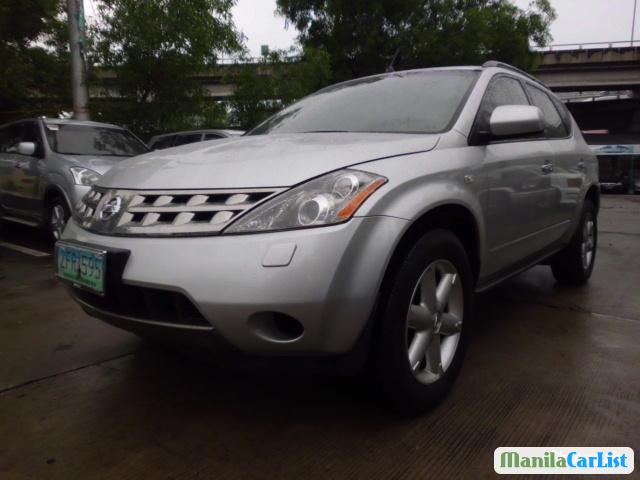 Picture of Nissan Murano Automatic 2007