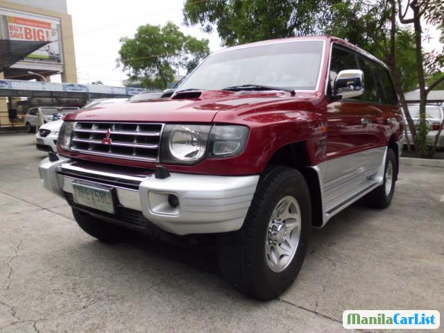 Picture of Mitsubishi Pajero Automatic 2002