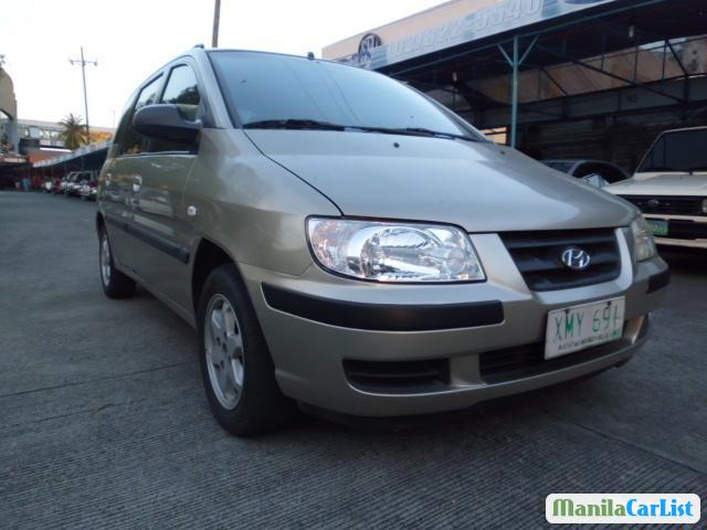 Picture of Hyundai Matrix Automatic 2004