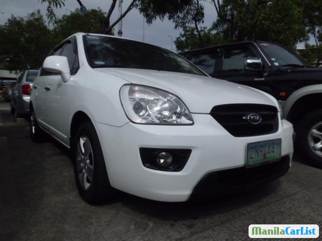 Kia Carens Manual 2008 - image 1