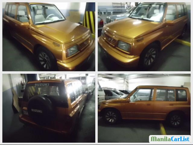 Picture of Suzuki Vitara Manual 1996
