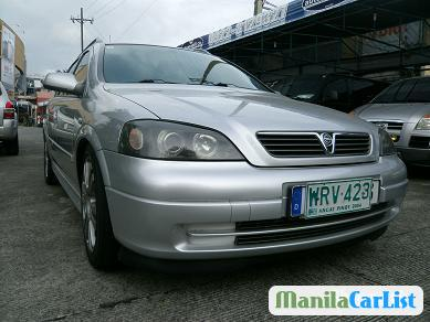 Pictures of Opel Astra Automatic 2001
