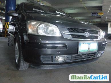 Pictures of Hyundai Getz Manual 2005