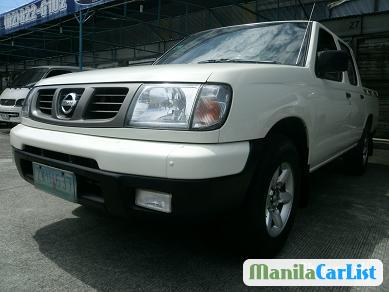 Picture of Nissan Frontier Manual 2007