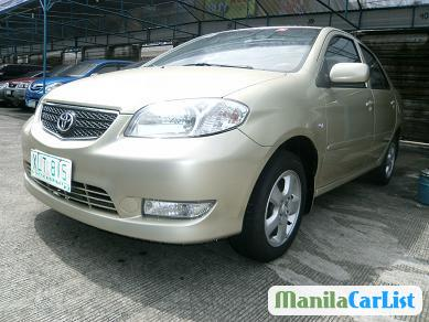 Picture of Toyota Vios Manual 2003